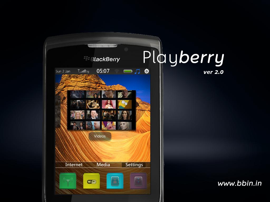 blackberry spiele