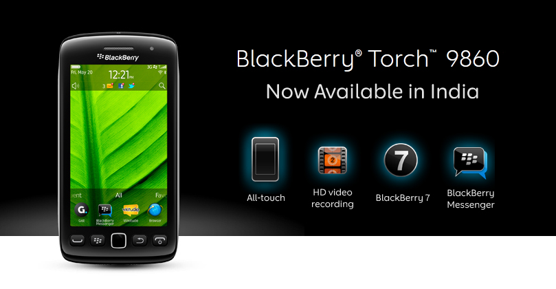 India: blackberry bold 9860 price in india real
