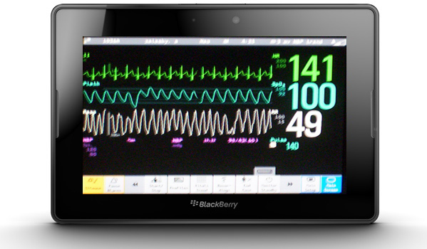AMDL Health launches eTraq Application for BlackBerry ...