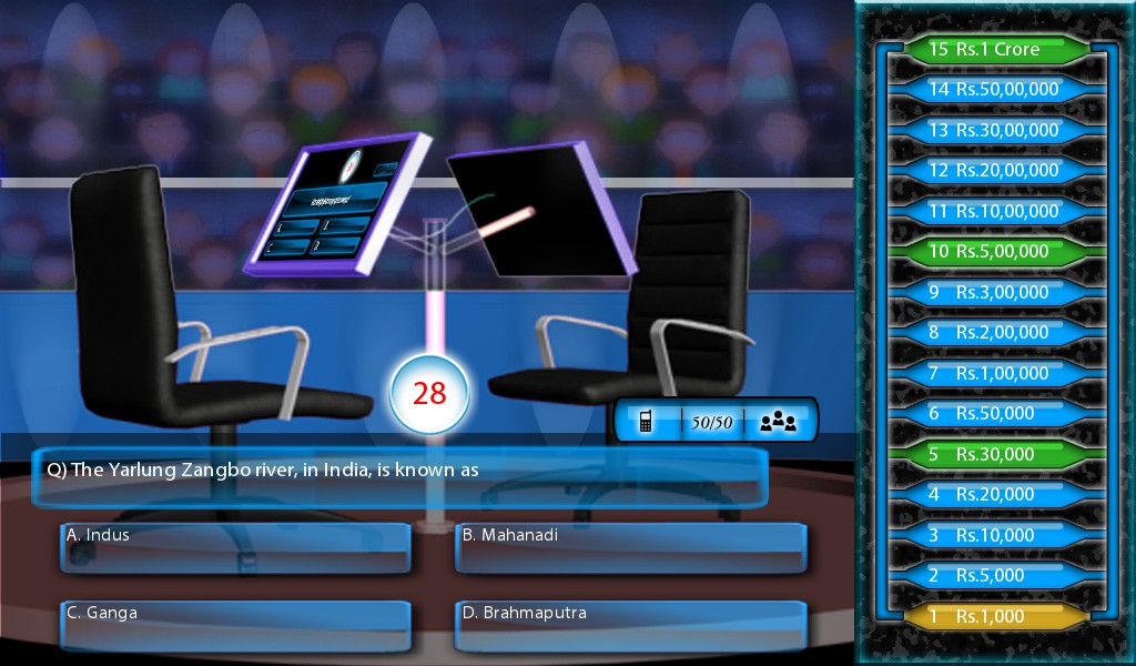 real kbc game online