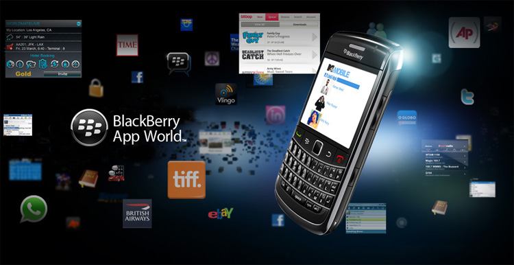 how to download blackberry world