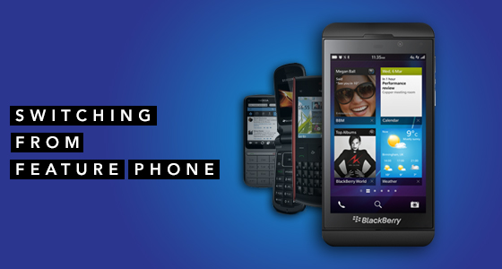 how to get a new blackberry id