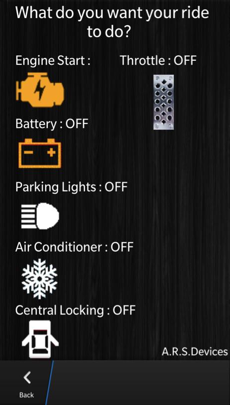RideSmart-home-screen