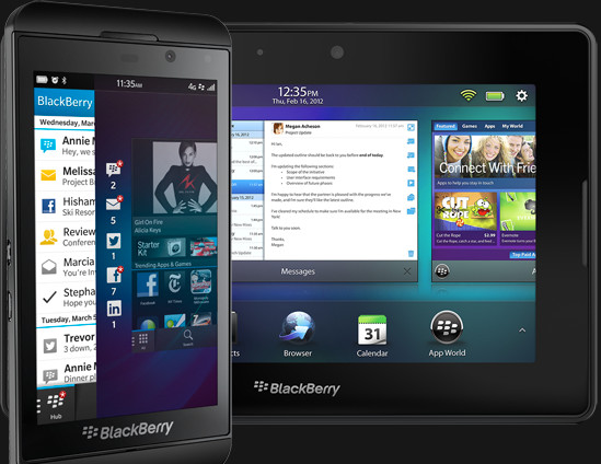 USB On-The-Go support on BlackBerry PlayBook - BBin