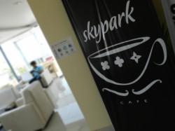 SkyPark Cafe - BlackBerry