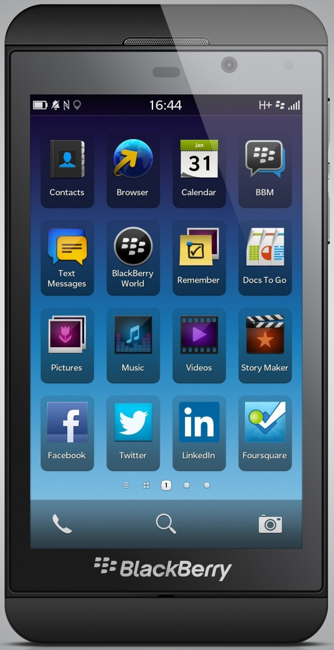 Official Beta Zone app now available for BlackBerry 10 ...