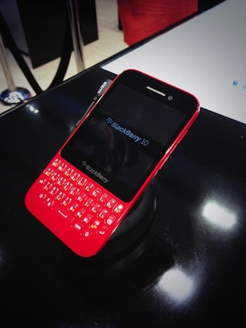 Q5 Red
