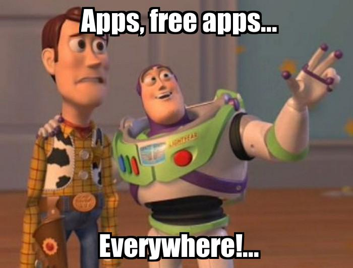 Is downloading paid Android apps for free on BlackBerry illegal?
