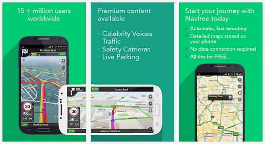 Navfree GPS Navigation now available for Z10 & Z30 - BBin
