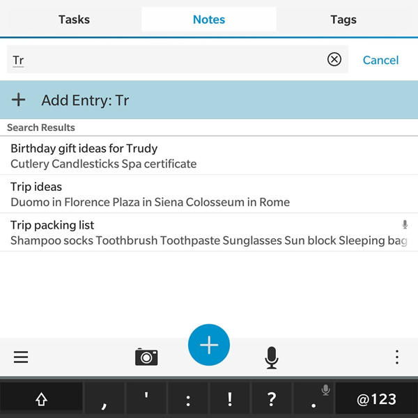 What's New in BlackBerry 10.3? - Page 12 of 14
