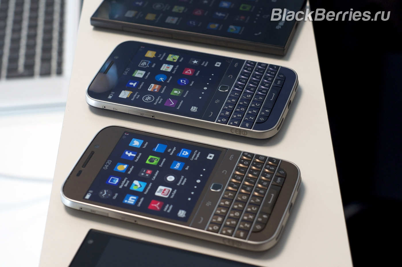 how to delete an app on blackberry classic