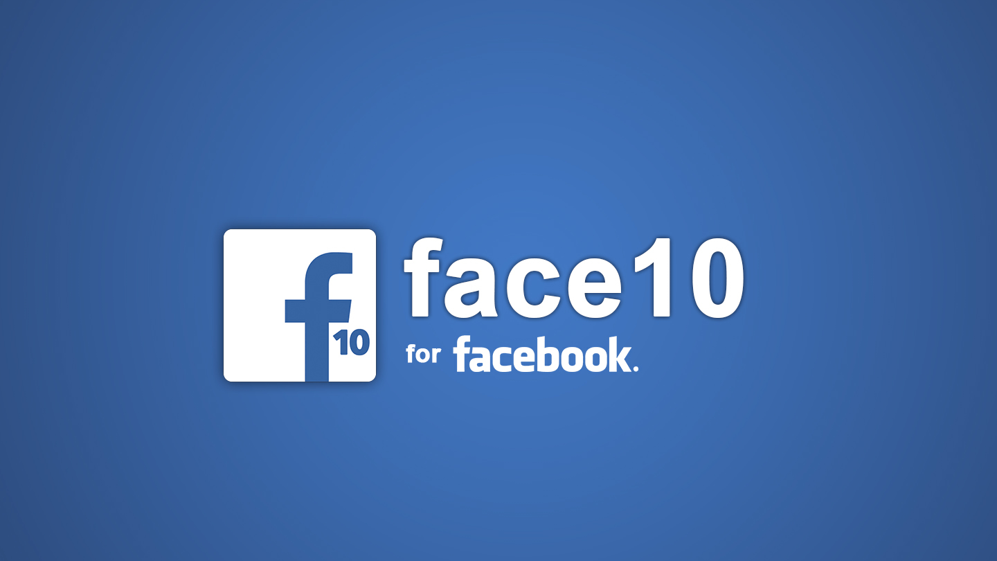 Face10 '�  A Facebook Client Better Than Native Blackberry Z10 How To Delete  Savedwork