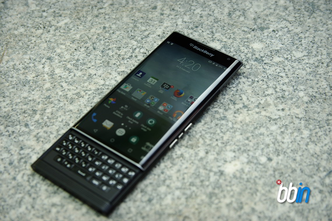 BlackBerry PRIV Review: A refreshing Android to start with