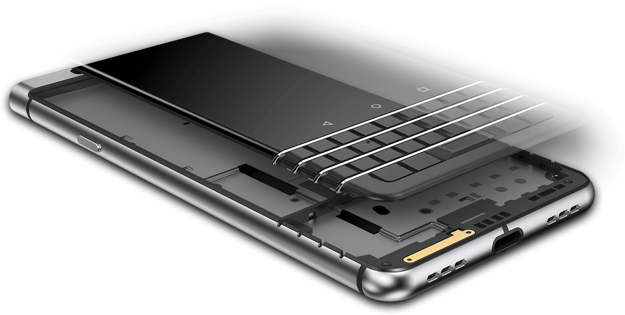 4 Types of BlackBerry Z10 Models